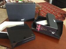Montblanc Jewels Bohème BOX lacquer box with warranty booklet full set (NO PEN)