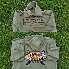 """The Hoover Boys Metal Detecting """"Original Logo"""" Hoodie Sweatshirt"""