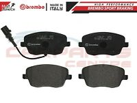 BREMBO GENUINE ORIGINAL PREMIUM BRAKE PADS PAD SET FRONT AXLE P85077