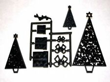 Patchwork Cutters CHRISTMAS TREES/PARCELS Sugarcraft Cake Decorating