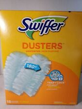 Swiffer 180 Multi Surface Dusters Refills - Unscented new unopened box