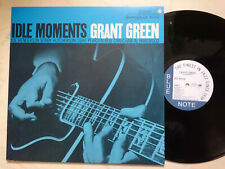 Grant Green Idle Moments 1987 Blue Note Dmm Vinyl LP Ri NM