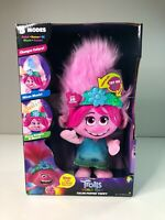 Trolls World Tour Color Poppin' Poppy Toy - Brand New