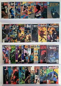 Job Lot Box Collectable DC Comics Batman Dark Knight Legends + Detective Bundle
