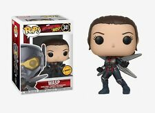 Funko Pop Marvel: Ant-Man and the Wasp - Wasp #30730 CHASE LIMITED EDITION