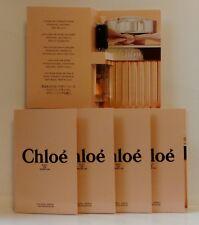 Chloé Eau de Parfum lot de 5 Echantillons soit 6ml