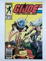 1987 G.I. Joe #59 Marvel Copper Age COMIC BOOK