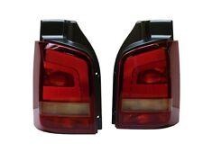 VW T5 7H Facelift abgedunkelte Rückleuchten Heckleuchten dunkel