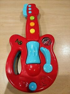 Child's Guitar Musical Sounds