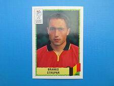 PANINI EURO 2000 N.115 STRUPAR BELGIQUE