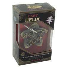 Hanayama 90049 Cast Metal Puzzle - Helix Level 5