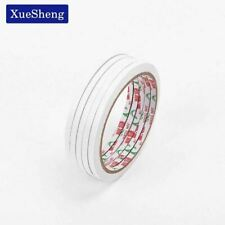 3PCS 5mmX12m Double Sided Tape Faced Adhesive Office Two