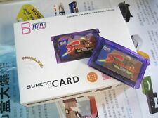 Mini SD Supercard Adapter Flash card Slot GBA Cartridge ON GBA SP GBM NDS NDSL