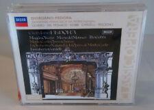 PUCCINI - LA FANCIULLA DEL WEST - R. TEBALDI - DECCA - Cofanetto CD