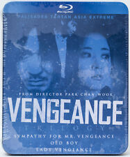 Vengeance Trilogy (Blu-ray Disc, 2010, 3-Disc Set, Best Buy Exclusive Tin)