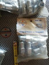 American Racing  Mag Wheel Lug Nuts with Washer (5)  1/2 x 20  STD RH  FORD  NUT