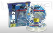 MONOFILO FLUOROCARBON SEAGUAR ACE 0,165 MM PESCA 50 MT INVISIBILE LINE FILO