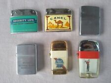 6 Vintage Lighters Lot - see picture