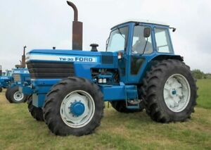 Ford New Holland TW10 TW20 TW30 Tractor Service Repair Technical Manual