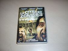 "DVD,""LA CITE DES ZOMBIES"",reggie bannister,terrence evans,janine foster"