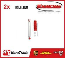 2 x RANCHO SPORT SHOCK ABSORBER RS999202