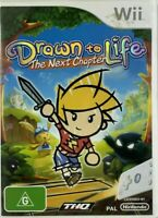 Wii Drawn to Life The Next Chapter Inc Manual