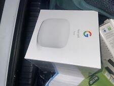 Google Nest AC2200 Wireless WiFi Router Snow GA00595-US