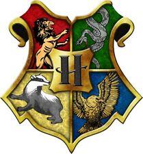Harry potter Crest logo Edible Image cake Toppers Pre CUT8.5 x 7.8cm  #151