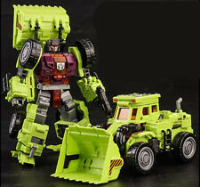 Transformers 4 Action Figure Decepticons Bonecrusher Model Bulldozer
