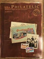 Usa Philatelic catalog, Spring 2002