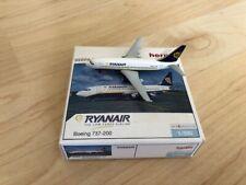 Herpa Wings 1:500 Ryanair Boeing 737-200 mit Box