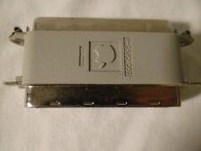 Vintage  Apple Macintosh 590-0695A SCSI Terminator/PassThru #2