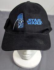 Star Wars Darth Vader Adjustable Black Hat Cap Never Underestimate the Dark Side