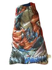 Spider Man Sleeping Bag Boy's Youth Size