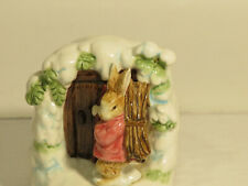 1990 Schmid Music Box Beatrix Potter Peter Rabbit song Everthing Is Beautiful