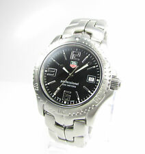 Tag Heuer Aquadiver Link Professional -gr. 41 mm Herrenmodell!