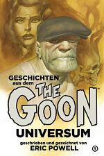 GESCHICHTEN AUS DEM THE GOON UNIVERSUM # 1 ( Cross Cult, 400 Seiten ) NEUWARE