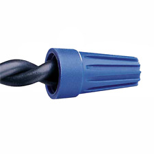 Ideal WT2-B WireTwist Blue Wire Connector Bag of 500