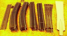 PIKO HO - TRACK OVAL WITH SIDING - code 100 track for your model trains