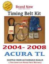 2004- 2008 Acura TL Genuine OEM Timing Belt Package Kit