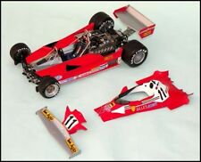 1/12 FERRARI 312T2 '77 VACUFORM TRANSKIT for TAMIYA 312T by CHEVRON Co. JAPAN