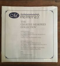 Creative Memories Picture Pocket Pages 12 x 12 Refill RCM 12P 10 Pages 5 Sheets