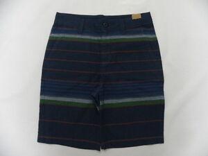 """O'Neill O'riginals Boys El Capitan 18"""" Standard Fit Casual Chino Shorts Sz 26"""