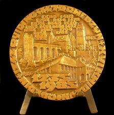 Medaille Pologne Poland ten wybito rocznice Nadania Praw Nieskich Quidino medal