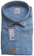 Unifarbene Signum Herren-Freizeithemden & -Shirts mit Kentkragen