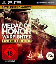 Medal of Honor: Warfighter-Limited Edition ps3 NUOVO & OVP