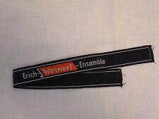 Nastro manica della RDT Erich Weinert Ensemble in blu
