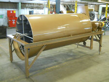 CONEX 4'X8' TUMBLE COOLER FEED EXTRUDED SOYBEAN MEAL CAKE