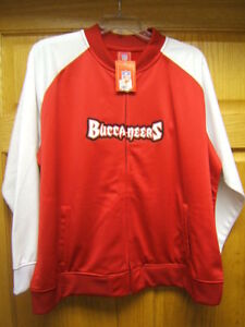 NFL Tampa Bay Buccaneers Jacket Womens XL New Embroid Ships Free