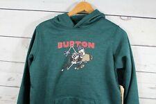 Burton Boys Oak Pullover Hoodie, Jasper Heather, Large